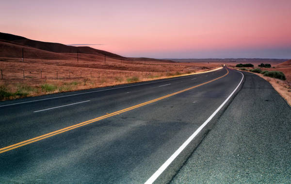 Wall Art - Photograph - Sunset Drive by Chris Frost