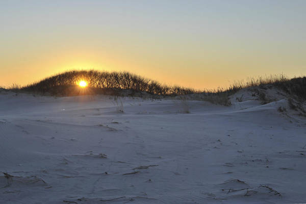 Photograph - Sunset Dune Island Beach State Park by Terry DeLuco