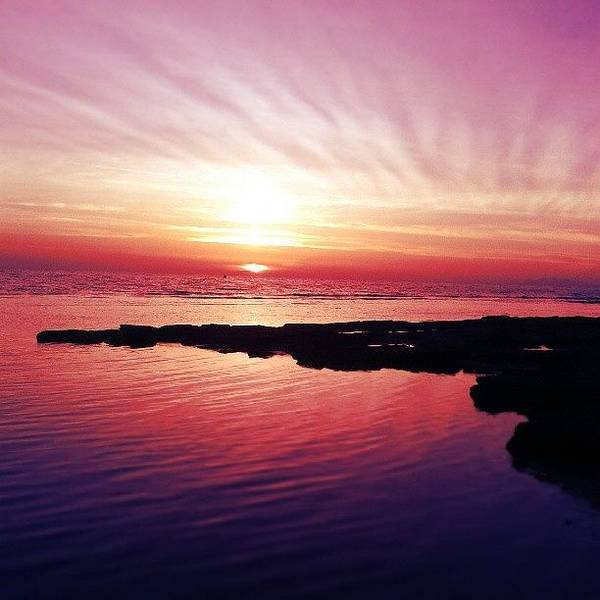 Colorful Wall Art - Photograph - Sunset by Emanuela Carratoni