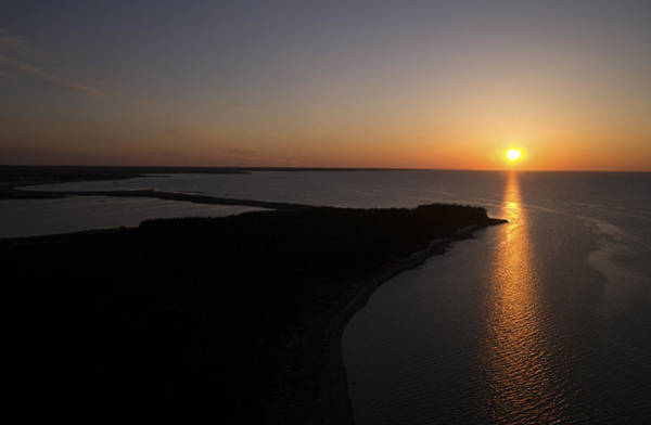Bayfield Wall Art - Photograph - Sunset From The Vantage Point Of by Rob Huntley