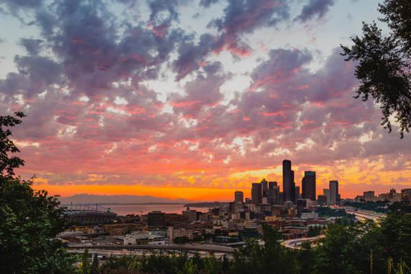 Photograph - Sunset by Gene Garnace