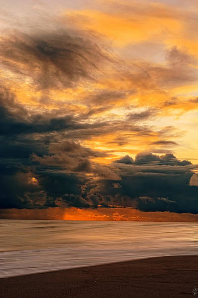 Wall Art - Photograph - Sunset Grandeur by Lourry Legarde