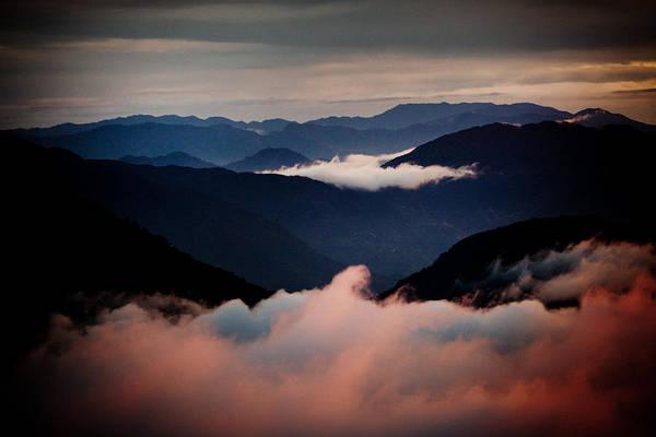 Wall Art - Photograph - Sunset Himalayas Mountain Nepal by Raimond Klavins