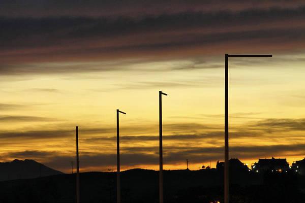 Photograph - Sunset II by Pedro Fernandez