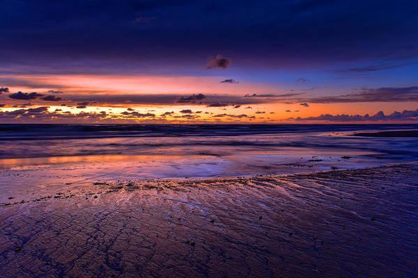 Photograph - Sunset Illuminations by Mark Whitt