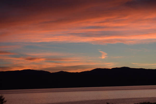 Wall Art - Photograph - Sunset In Idaho by Robert Torkomian