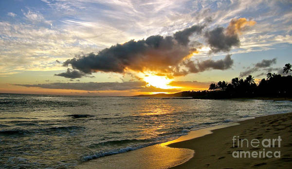 Photograph - Sunset In Paradise by Jason Clinkscales