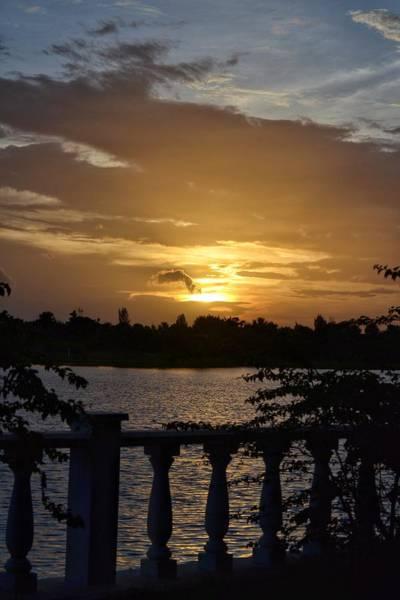 Photograph - Sunset In Smyrna by Kathy McCabe
