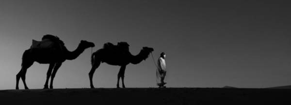 Arica Photograph - Sunset In The Sahara by Roberto Falck