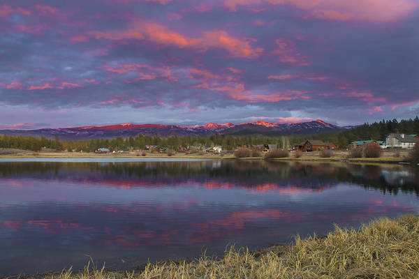 Wall Art - Photograph - Sunset In The Shire by Jeremy Jensen