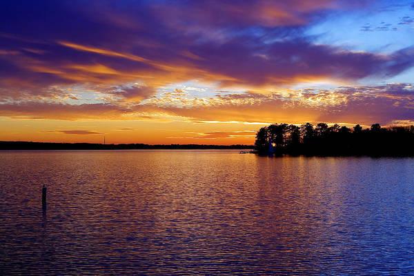 Wall Art - Photograph - Sunset by Joseph C Hinson