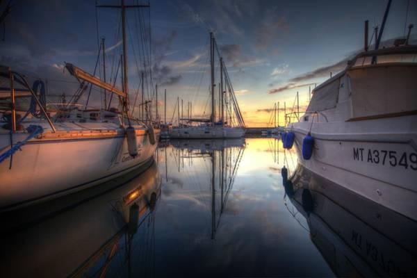 Photograph - Sunset by Karim SAARI