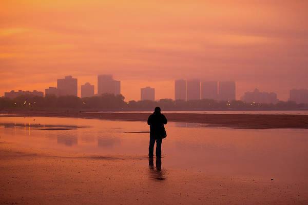 Sunset Moment Art Print