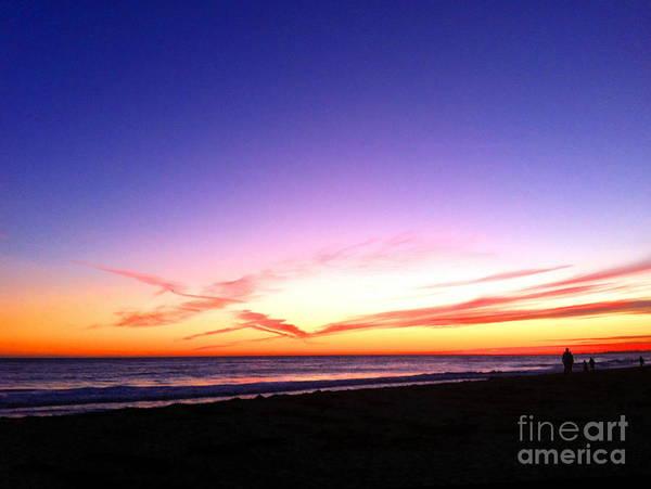 Wall Art - Photograph - Sunset Of Santa Barbara by Juan Jiang