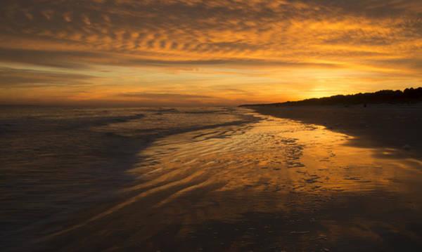 Hilton Head Island Photograph - Sunset On Hilton Head Island by Bill Cubitt