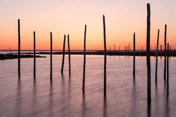 Photograph - Sunset On The Bay I by Denise Bush