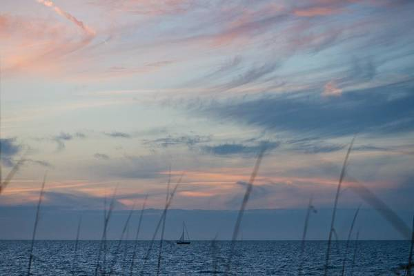Photograph - Sunset On The Gulf by Kristin Hatt