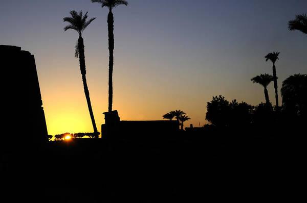 - Sunset Over Ancient Egypt by Brenda Kean