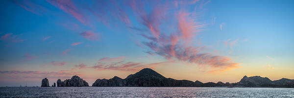 Photograph - Sunset Over Cabo by Sebastian Musial