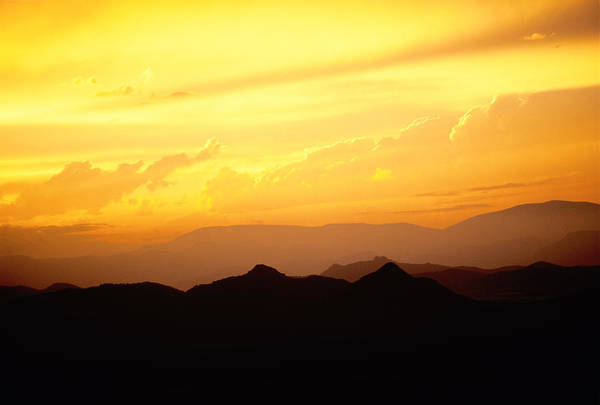 Westcliffe Photograph - Sunset Over Pikes Peak by James Steinberg