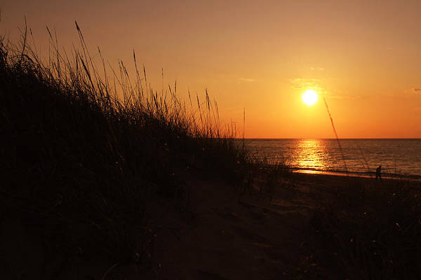 Photograph - Sunset Over The Dune by Pete Federico