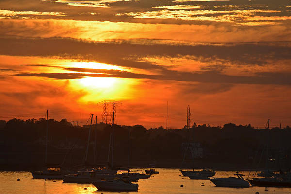 Photograph - Sunset Over The Salem Willows by Toby McGuire