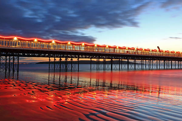 Weston Photograph - Weston Super-mare by Ollie Taylor