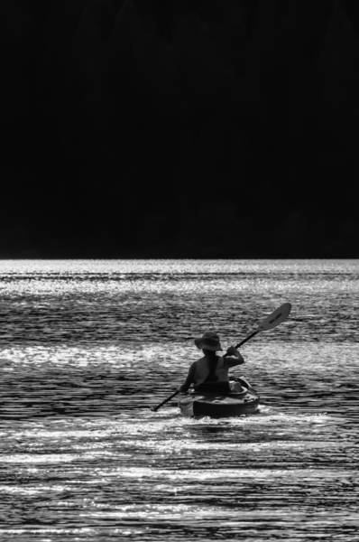 Photograph - Sunset Paddle by Sherri Meyer