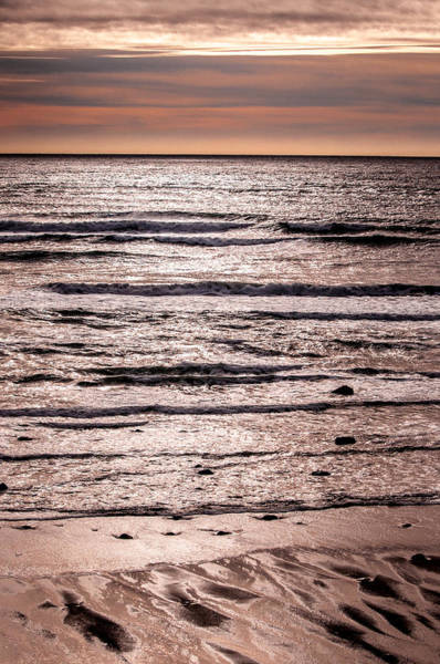 Photograph - Sunset Ocean by Roxy Hurtubise