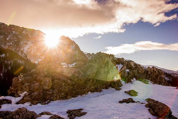 High Tatras Wall Art - Photograph - Sunset Peak by Pati Photography