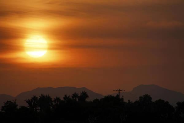 Photograph - Sunset by Pedro Fernandez