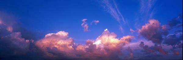 Maricopa Photograph - Sunset Phoenix Az Usa by Panoramic Images