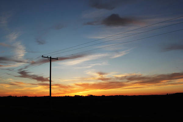 Photograph - Sunset by Ryan Crouse