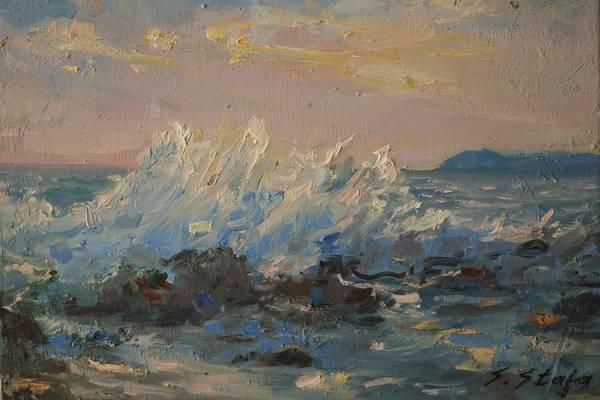 Painting - Sunset by Sefedin Stafa