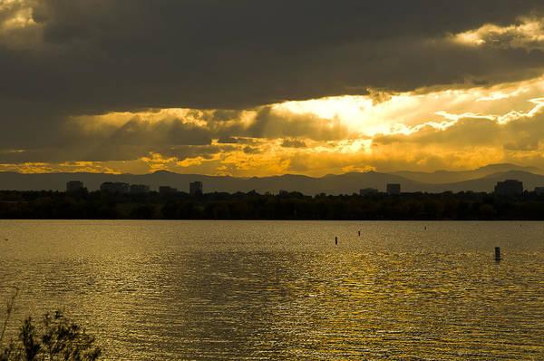 Photograph - Sunset by Steve Thompson