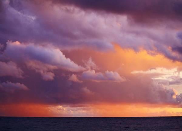 Photograph - Sunset Storm by Al Fritz