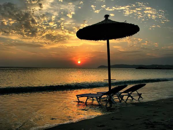 Photograph - Sunset Story by Daliana Pacuraru