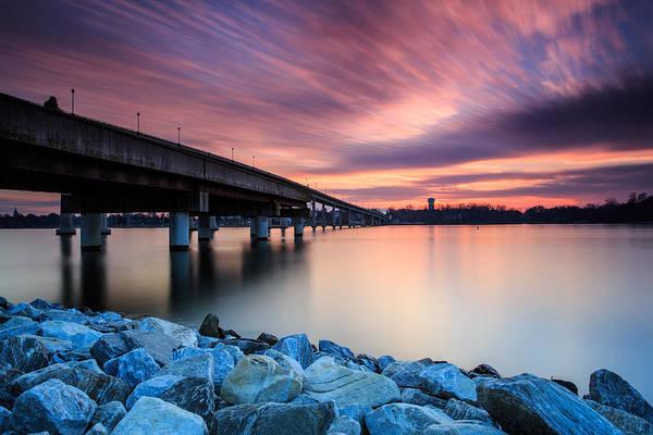 Wall Art - Photograph - Sunset Streaks by Jennifer Casey