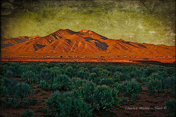 Photograph - Sunset V by Charles Muhle