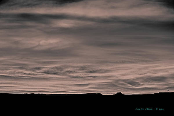Photograph - Sunset X   by Charles Muhle