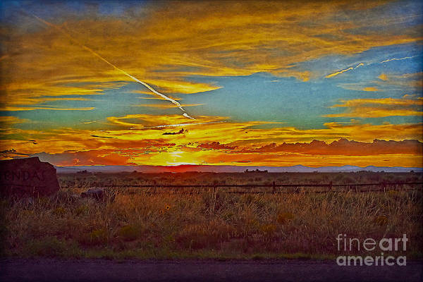 Photograph - Sunset Xxv by Charles Muhle