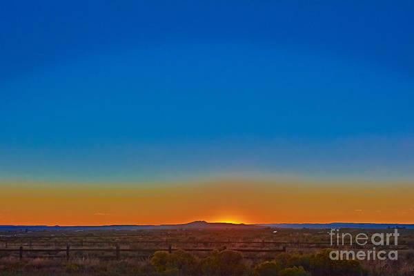 Photograph - Sunset Xxxix by Charles Muhle