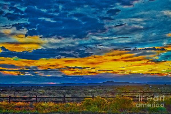 Photograph - Sunset Xxxvii by Charles Muhle