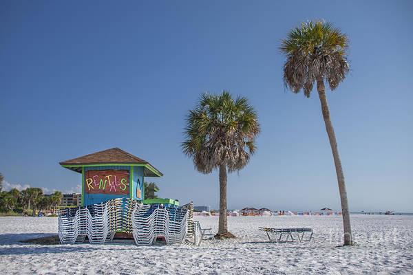 South Florida Wall Art - Photograph - Sunshine Beach by Evelina Kremsdorf
