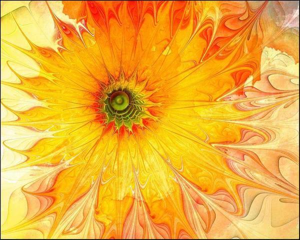 Sunshine Mine Art Print