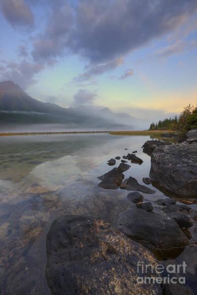 Photograph - Sunwapta River Morning by Dan Jurak