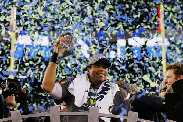 Photograph - Super Bowl Xlviii - Seattle Seahawks V by Kevin C. Cox