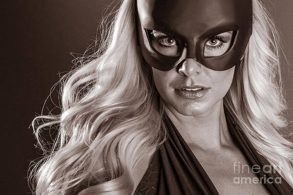 Cosplay Photograph - Super Hero Girl by Jt PhotoDesign