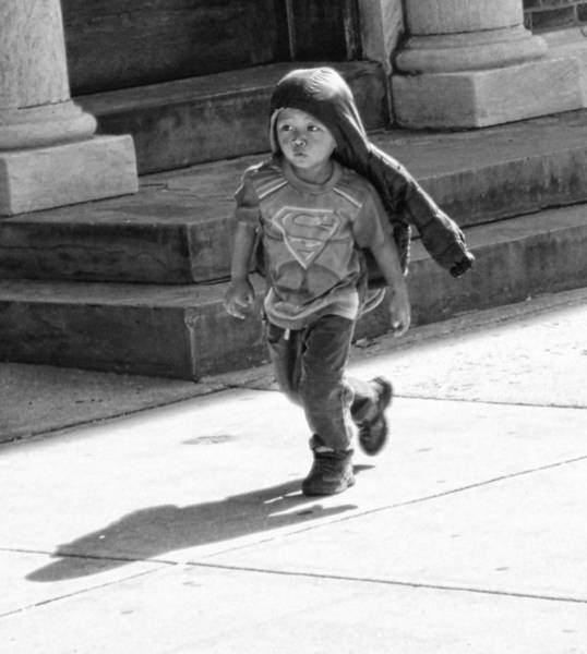 Photograph - Superboy by Alice Gipson
