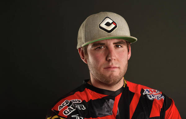 Boyd Photograph - Supercross Rider Portraits by Ethan Miller